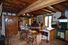Rozoy-sur-Serre (02360) près, maison de charme en viager occupé